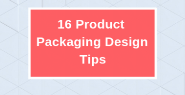 16 Product Packaging Design Tips
