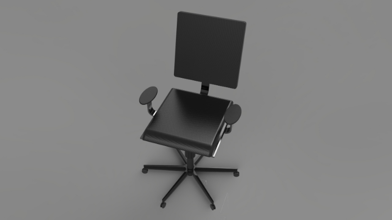 office chair ed