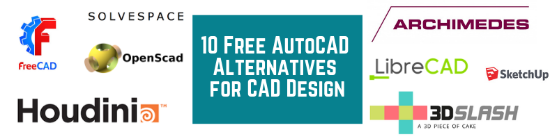 10 Free AutoCAD Alternatives for CAD Design