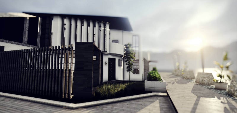 architectural rendering 4