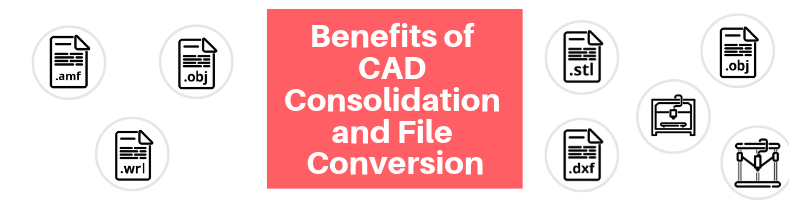 benefits of cad consolidation
