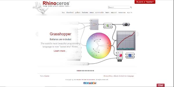 rhinoceros ed