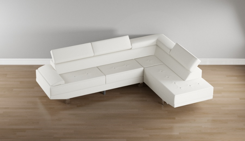 3d sectional