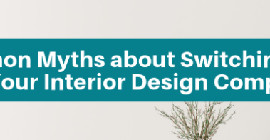 5 Common Myths about Switching to 3D for Your Interior Design Company