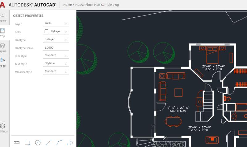autocad web app 1