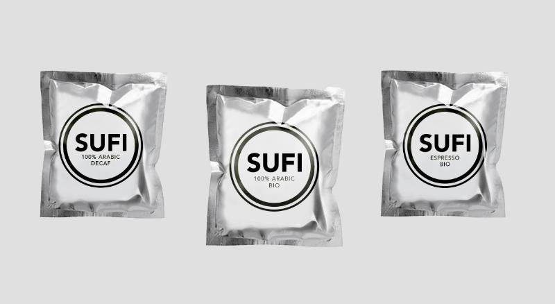 sufi eco friendly coffee