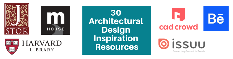 30 Architectural Design Inspiration Resources