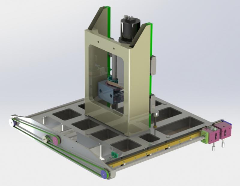 3d cad model parts