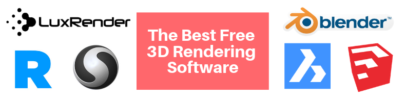 The Best Free 3D Rendering Software
