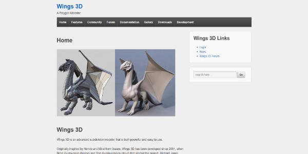 wings 3d