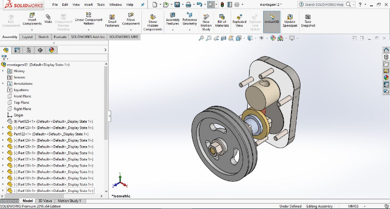 solidworks 2016 2 ed