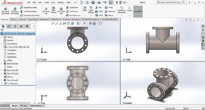 solidworks 2016 ed