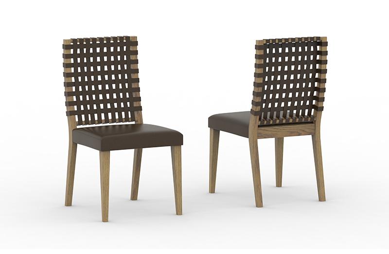 3D Furniture Rendering Chair