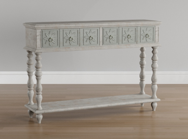 3D Furniture Rendering Stand