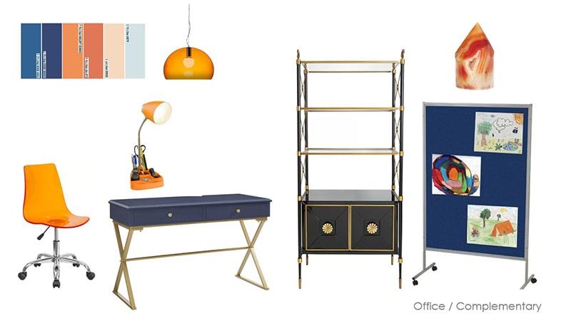 Furniture Marketing Office
