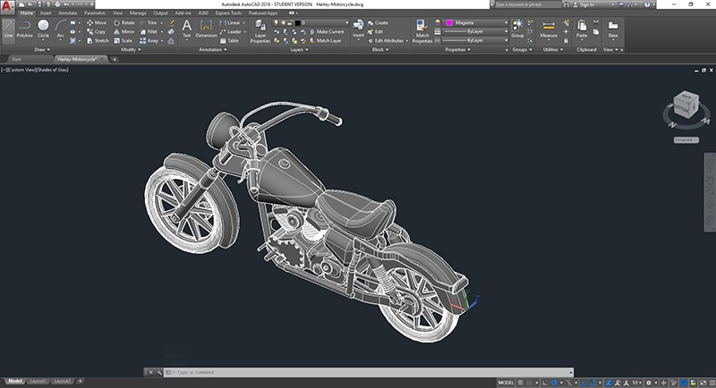 Outsourcing Auto CAD drafting and design services
