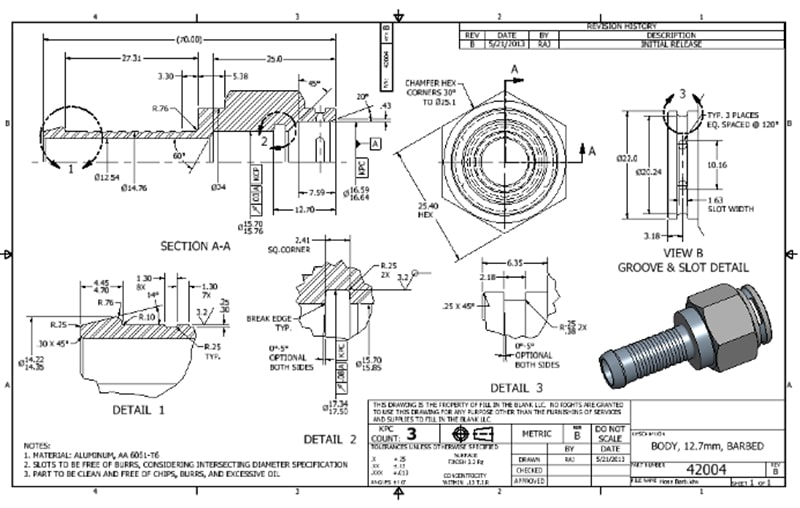 CAD 2D Drafting Product Development Guide
