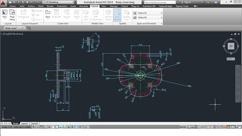 CAD Drafting and Design