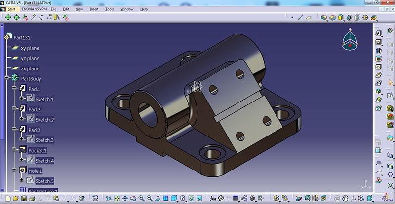 CAD Part Design