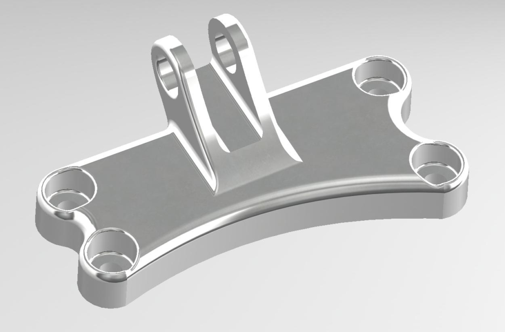 Engine Bracket Prototype