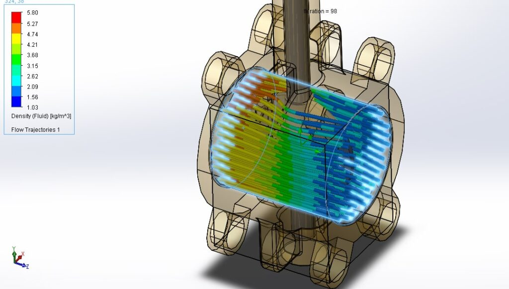 Reducing Manufacturing Costs Simulation
