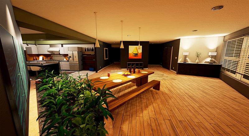 Virtual Reality Apartment Tour