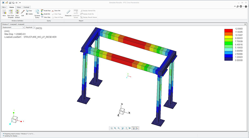 3D Modeling Product Simulation