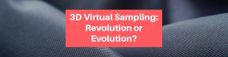 3D Virtual Sampling