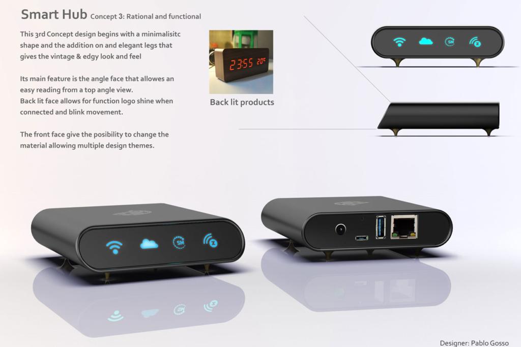 Iot Smart Hub