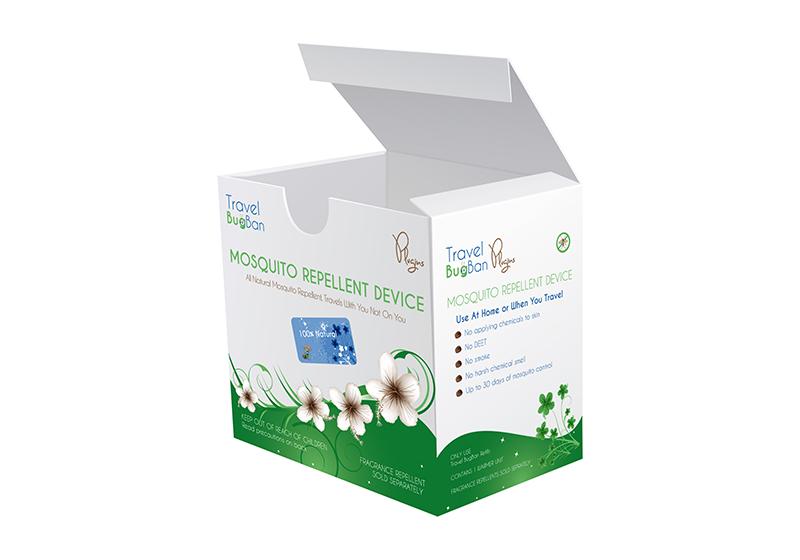 Packaging Design Mosquito Repellent