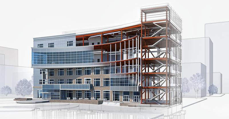Revit Building Information Modeling