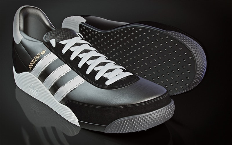 Sports Shoes 3D Rendering
