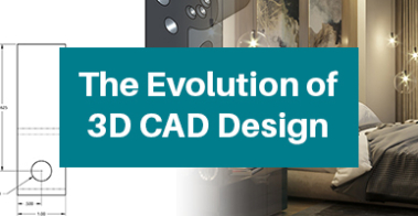 The Evolution of 3D CAD Design