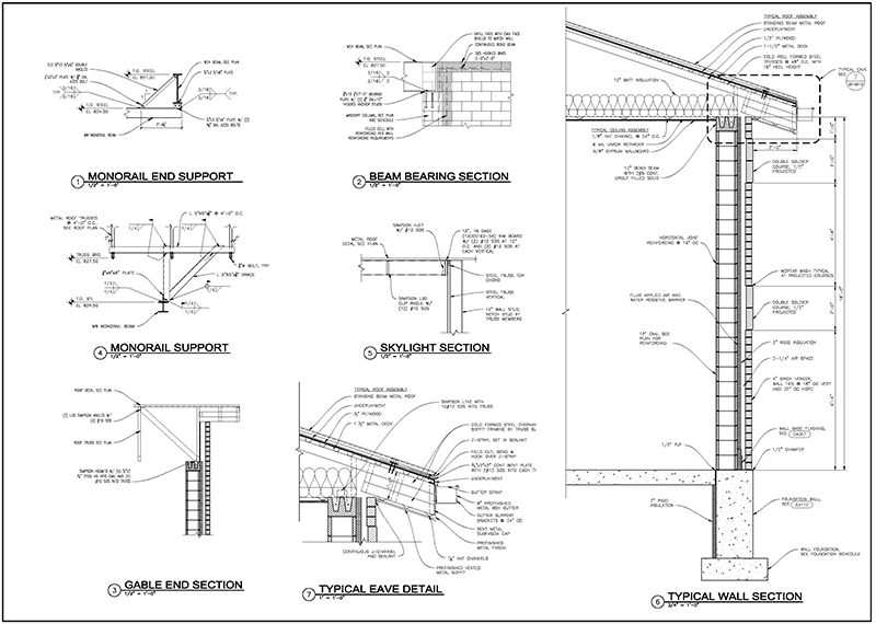AutoCAD Architectual Drafting