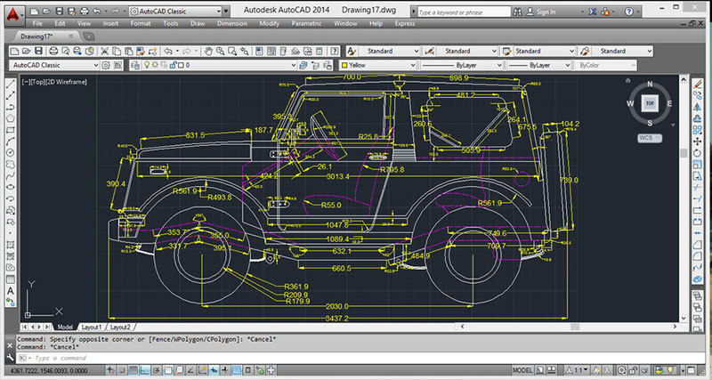 AutoCAD Design Software