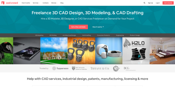 Top 50+ Sites for 3D Modeling Challenges, CAD Engineering