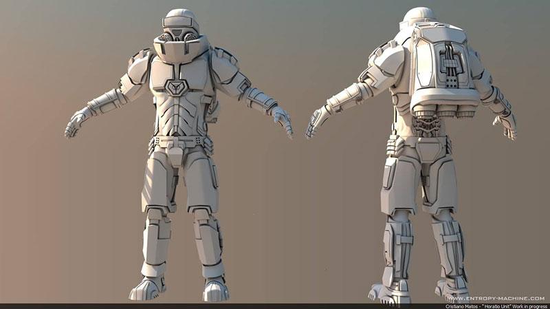 3D-Sci-fi-Suit