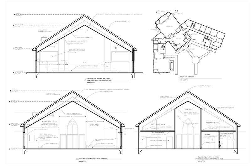 Architectural Residential Building Design