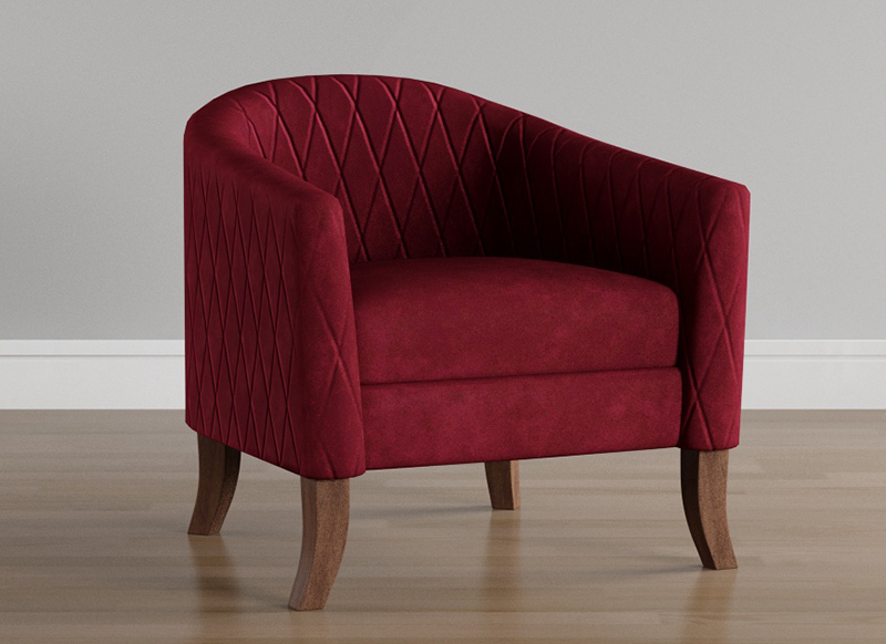 Chair Product Rendering