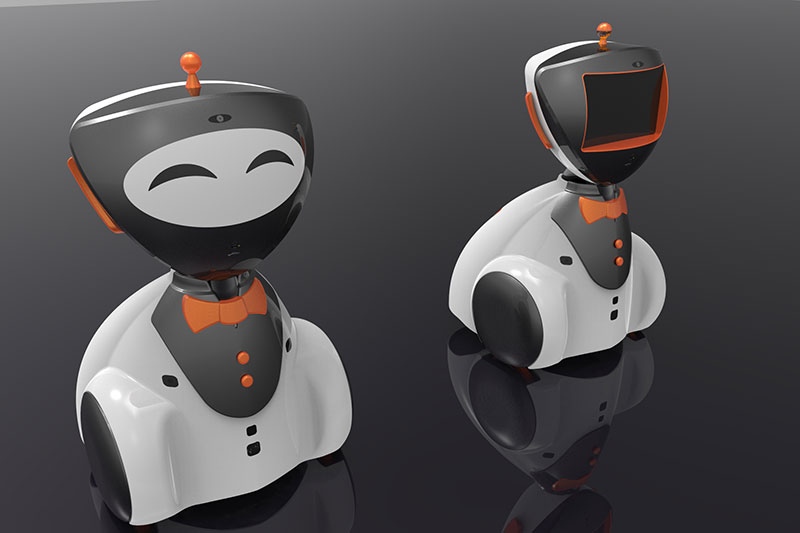 Hotel Butler Robot