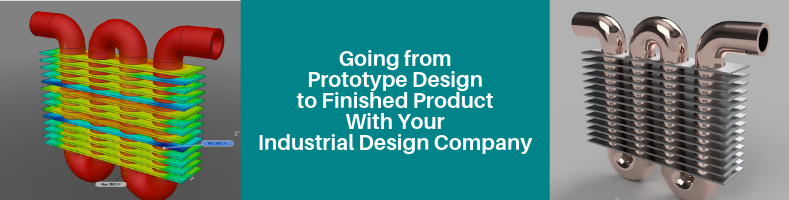 Going from Prototype Design to Finished Product with Your Industrial Design Company