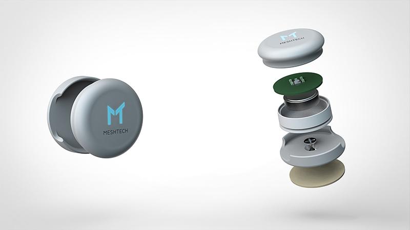 Motion tracer design