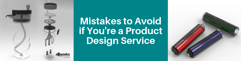 Mistakes to Avoid If You're a Product Design Service