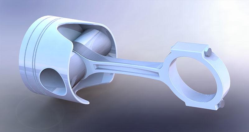 Cosmetic engine design