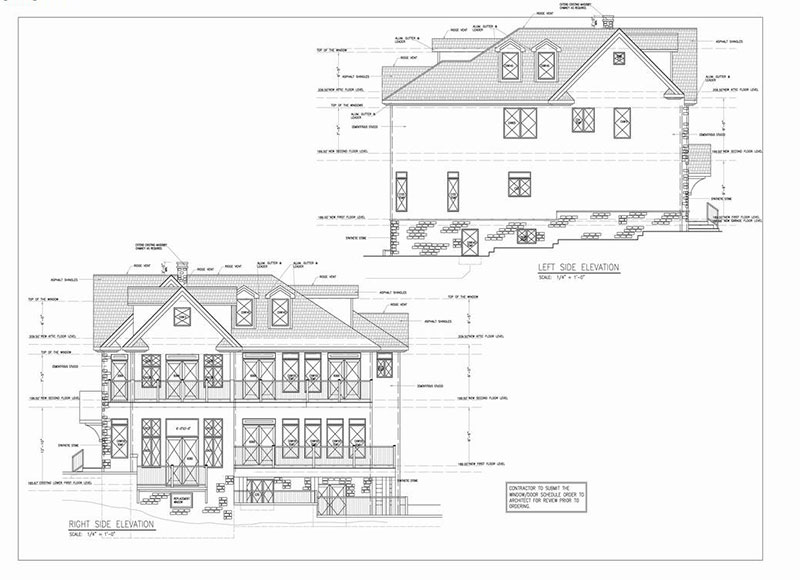 House-CAD-elevation