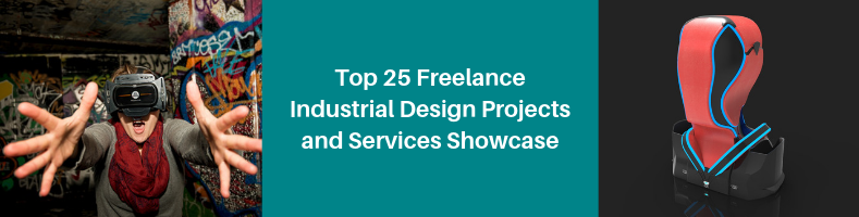 Top 25 Freelance Industrial Design Projects and Services Showcase