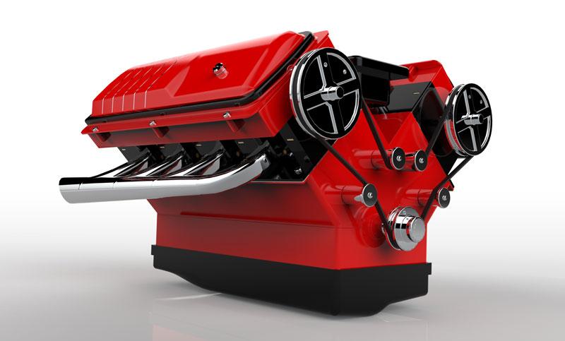 V8-Engine-design