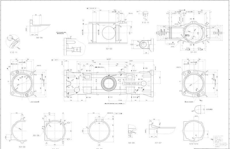 2D-CAD-Design-by-Van-Lam