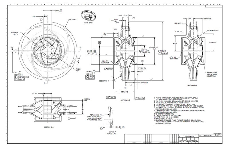 2D-CAD-drafting-by-Engineering-Computer-Solutions