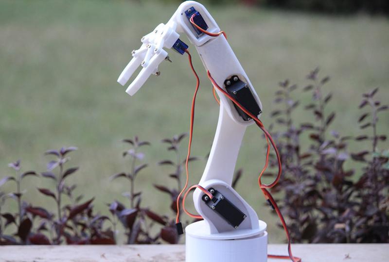 Robotic-arm-prototype
